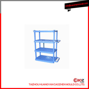 Unique Design Plastic Injection Shoe Rack Mould pictures & photos