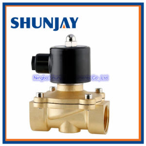 Gas Oil Solenoid Valve with Normally Close pictures & photos