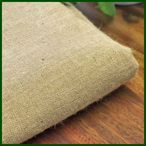 100% Jute Fiber Jute Fabric Roll (70*70) pictures & photos