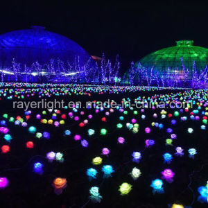 Outdoor LED Ball Flower Decoration Lights for Garden Use pictures & photos