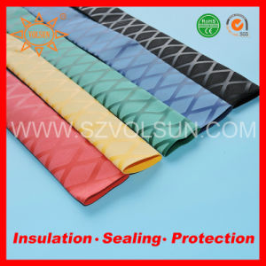 PE Non-Slip Flexible Sports Heat Shrink Tube pictures & photos