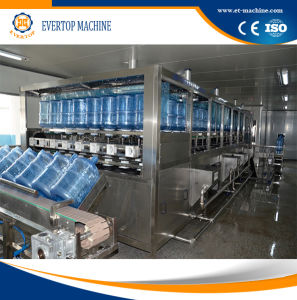 5 Gallon Filling Capping Machine Barreled Water Production Line pictures & photos