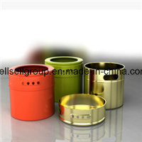 Magnet Stainless Steel Spice Canisters/ Tins/Spice Jars pictures & photos