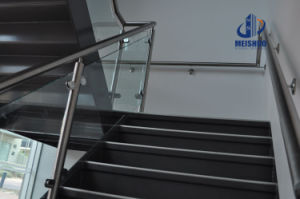Stainless Steel Glass Stair Balustrade Price pictures & photos