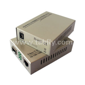 10/100/1000m Sc Fiber Media Converter pictures & photos