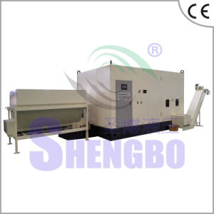 Ce Standard Steel Borings Block Making Machine