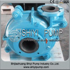 Rubber Lined Slurry Acid Resistant Process Chemical Centrifugal Pump pictures & photos