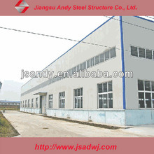 Prefabricated Construction Design Steel Structure Warehouse Building pictures & photos