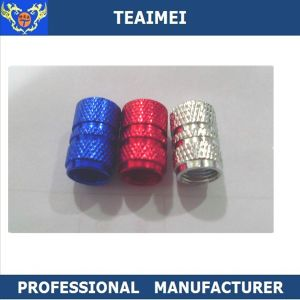 2016 New Style Colorful Car Tire Valve Dust Cap Without Logo OEM pictures & photos