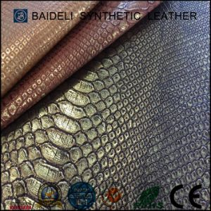 Durable PVC/PU Artificial Leather for Sofa/Furniture Upholstery, Bag Leather pictures & photos