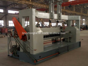 China Linyi Spindle Face Veneer Peeling Lathe Machine pictures & photos