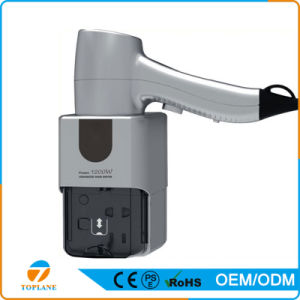 1200W Hotel Wall Mounted Bathroom Hair Dryer pictures & photos