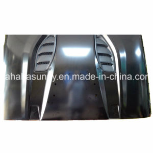 Lantsun High Quality Auto Parts for Jeep Wrangler Hood Jeep Jk 10th Anniversary Hood pictures & photos
