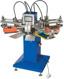 SPF Series Automatic Glove Screen Printing Machine pictures & photos