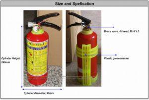 1kg Bc Fire Extinguisher pictures & photos