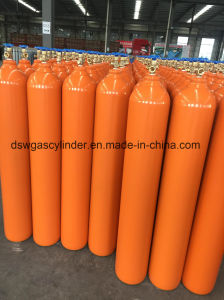 DOT-3AA 43.3L Empty Cylinder for Oxygen Gas pictures & photos