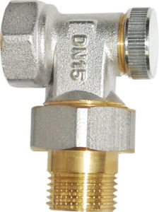 The Brass Magnetic Locking Ball Valve pictures & photos