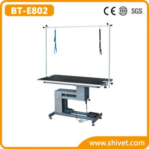 Electric Lifting Beauty Table (Foot Control) (BT-E802) pictures & photos