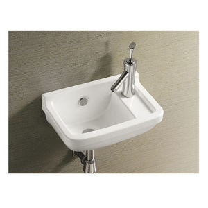 Watermark Approve Small Size Wall Hung Sink pictures & photos