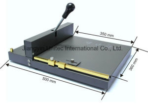 Best Selling Items Die Cutting and Creasing Machine From Alibaba Trusted Suppliers 340y/460y pictures & photos