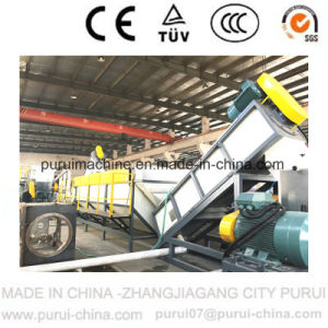 Plastic Film Recycling Line of Recycling Machine with CSA pictures & photos
