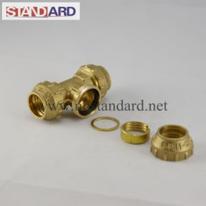 PE PPR Pipe Compression Fittings