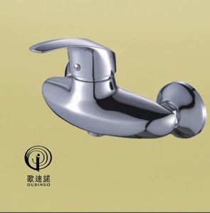 Classic Style Single Handle Brass Shower Faucet 68914-1 pictures & photos