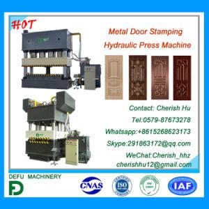 Press Machine for Metal Door pictures & photos
