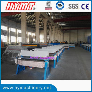 WH06-2.5X1220 hand/manual type folding and bending machine pictures & photos