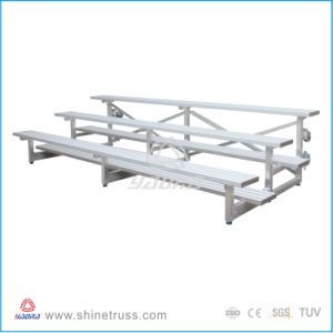 Simple Mobile Event Retractable Bleacher Seat pictures & photos