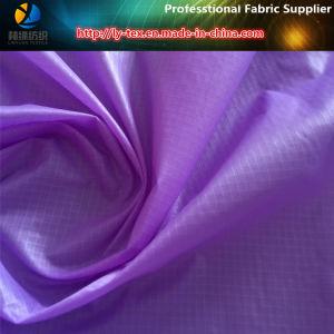 410t Nylon Taffeta 0.25cm Ripstop Fabric for Garment pictures & photos