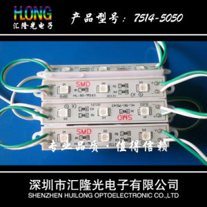 DC12V 0.72W LED Module with SMD 5050 Chips pictures & photos