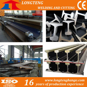 China Cheap Steel Rail CNC Gantry Machine Guide Rail and Rack /Messer pictures & photos