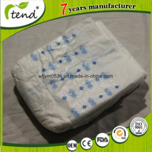 Senior Anti-Leakage Disposable Adult Diaper Manufacturing Factory pictures & photos