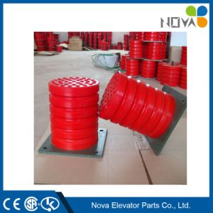 Elevator Polyurethane Vibration Damper Rubber Buffer pictures & photos