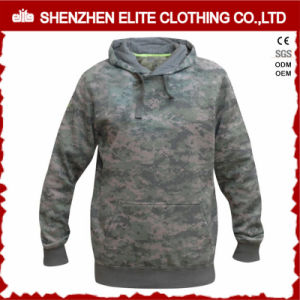 Camo Outwear Latest Design Sweater Hoodies Wholesale Pullover (ELTHI-22) pictures & photos
