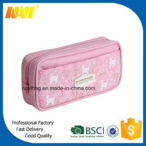 190d Nylon Case Pencil Bag with Logo Printing pictures & photos