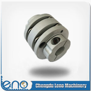 Aluminum Alloy Flexible Miniature Double Disc Couplings