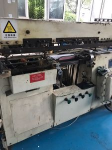 Automatic Melt Glue Sticker Labeling Machine for Tin Can pictures & photos