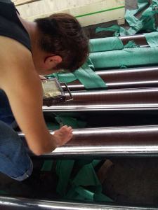 ASTM A5 Steel Bar Uns T30105 Cold Work Steel with High Quality pictures & photos