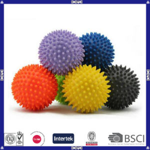 Pilates Yoga and Stretching Stimulating Spikey Massage Ball pictures & photos
