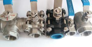 NPT Thread Stainless Steel Gate Valve with 200wog pictures & photos