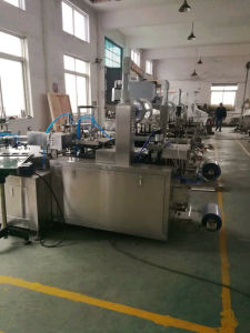 Qibo Design Blister Packaging Machine for Lamp Bulb/LED/Battery/Small Goods pictures & photos