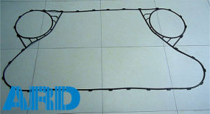Apv Plate Heat Exchanger Gasket P105 Viton-a HNBR EPDM pictures & photos