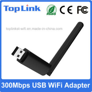 Top-GS07 Ralink Rt5572n 300Mbps 2.4G /5g Dual Band USB Wireless WiFi Network Card pictures & photos