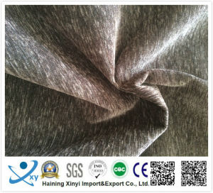 Free Sample 100% Polyester Chenille Jacquard Fabric for Window Curtain pictures & photos