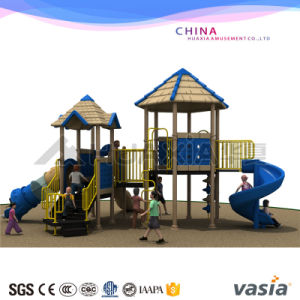 Wenzhou New Design Playground Promotion Equipment Outdoor Playground pictures & photos