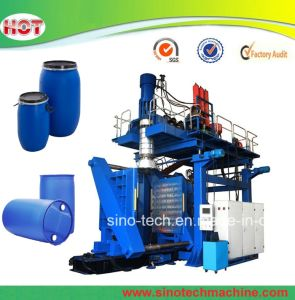 55 Gallon Plastic Tank Extrusion Blowing Mould Making Machinery pictures & photos