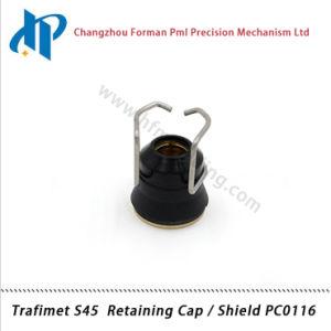 Trafimet S45 Plasma Cutting Torch Consumables Kit Retaining Cap / Shield PC0116 pictures & photos