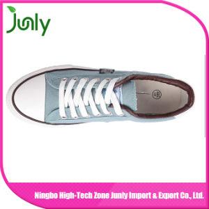 Lady Canvas Casual Shoe Fashion Lady Women Shoe pictures & photos